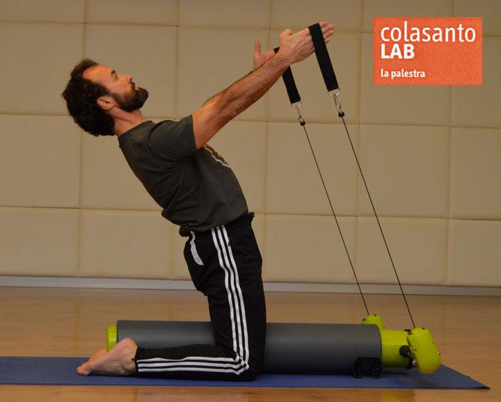 Esercizio 6: knee cest espantion motr.