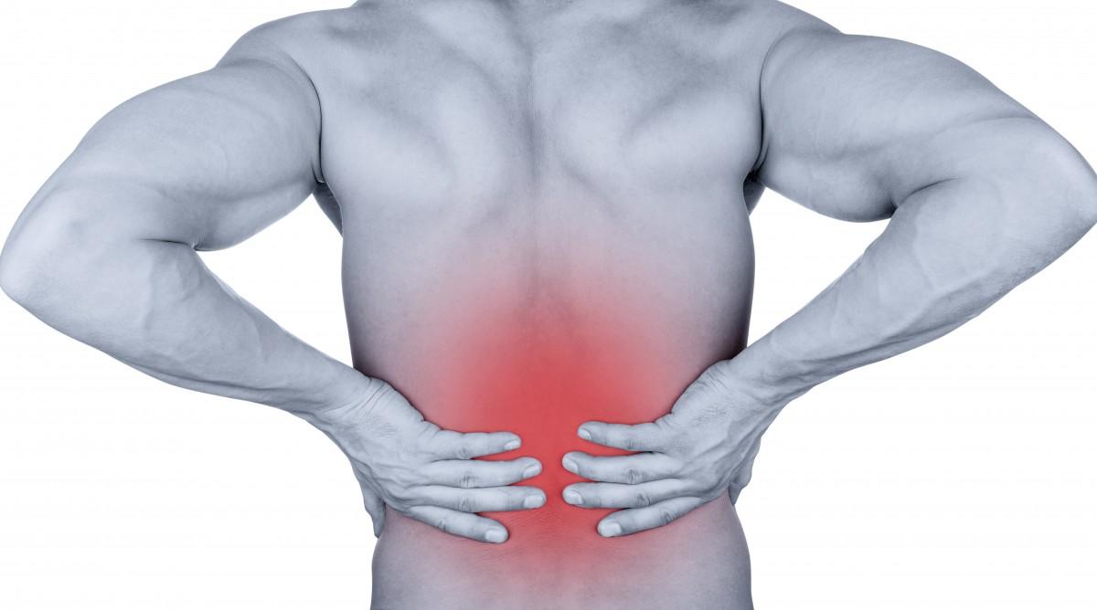 Lontani dai problemi di postura