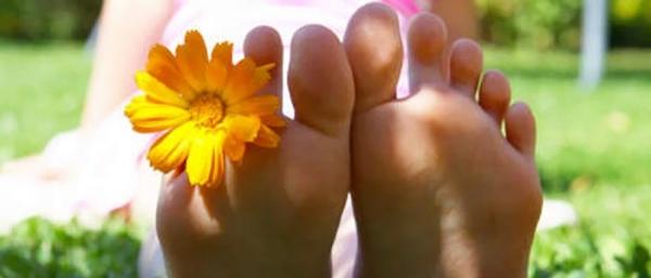 I piedi… sono solo piedi?